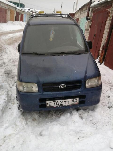 Продам Daihatsu Move 2000 - Автомобиль - TH2rv-G-Oj0-Q