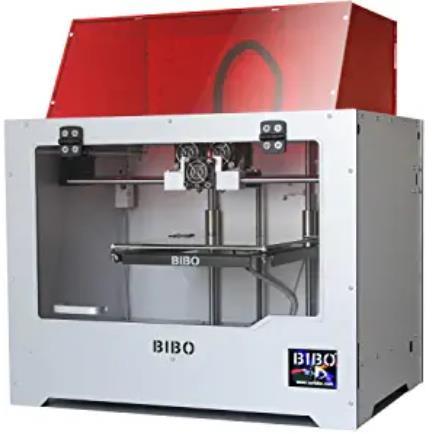 Bibo Dual Extruder - Cheap 3D Printer Under $1,000