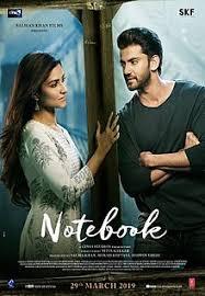 Notebook 2019 Hindi Movie 720p