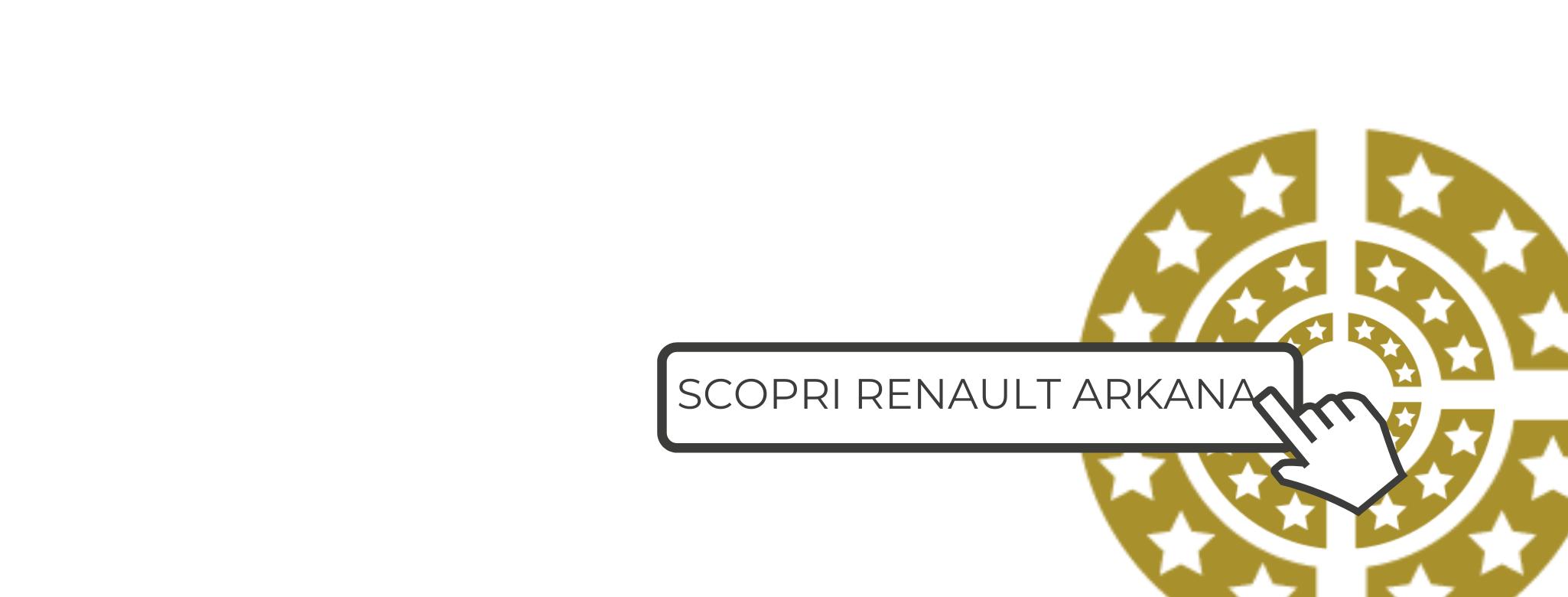 Scopri Renault Arkana