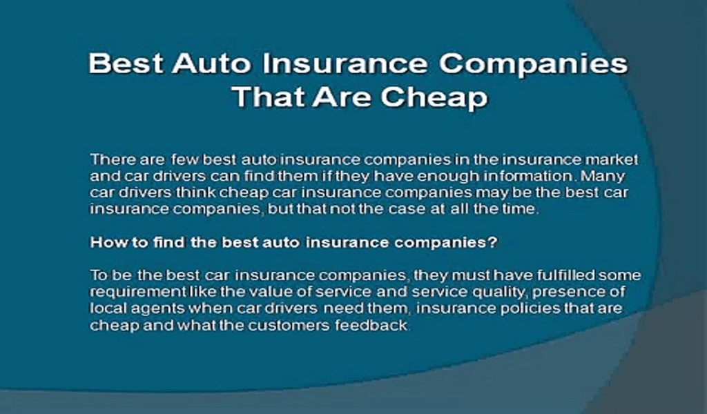 Unanswered Questions on Cheap Auto Insurance That You Should Know About