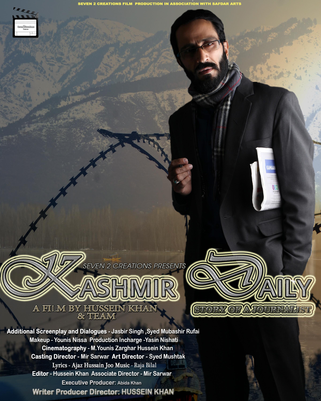 Kashmir Daily 2018 Hindi Movie 720p