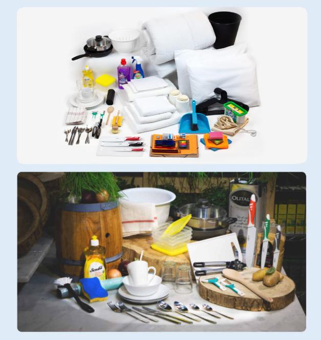 Kitchen Set University