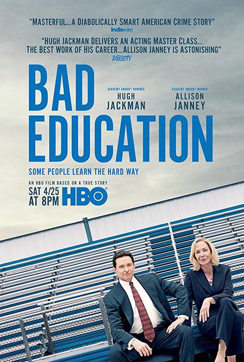 Kötü Eğitim | Bad Education | 2020 | m720p - m1080p | WEB-DL | Türkçe Altyazılı | Tek Link