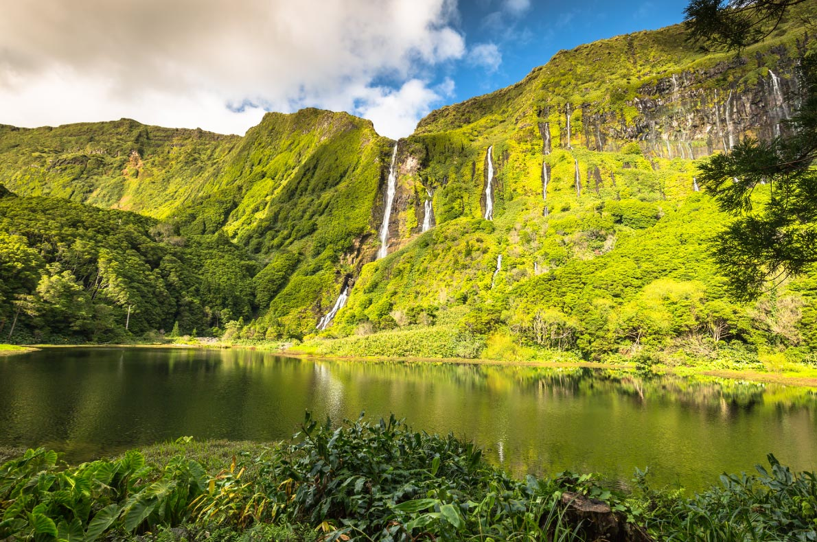 Ilha-das-Flores, Açores Fonte:European Best Destination