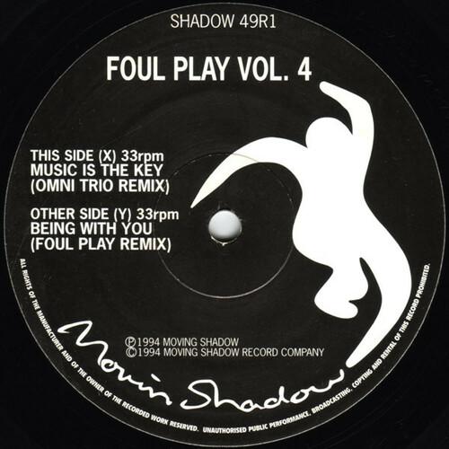 Foul Play - Vol. 4 Remixes Part I