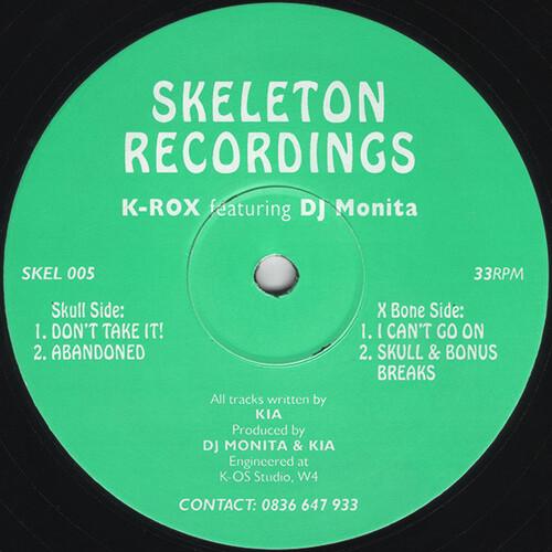 K-Rox Feat. DJ Monita - Don't Take It!