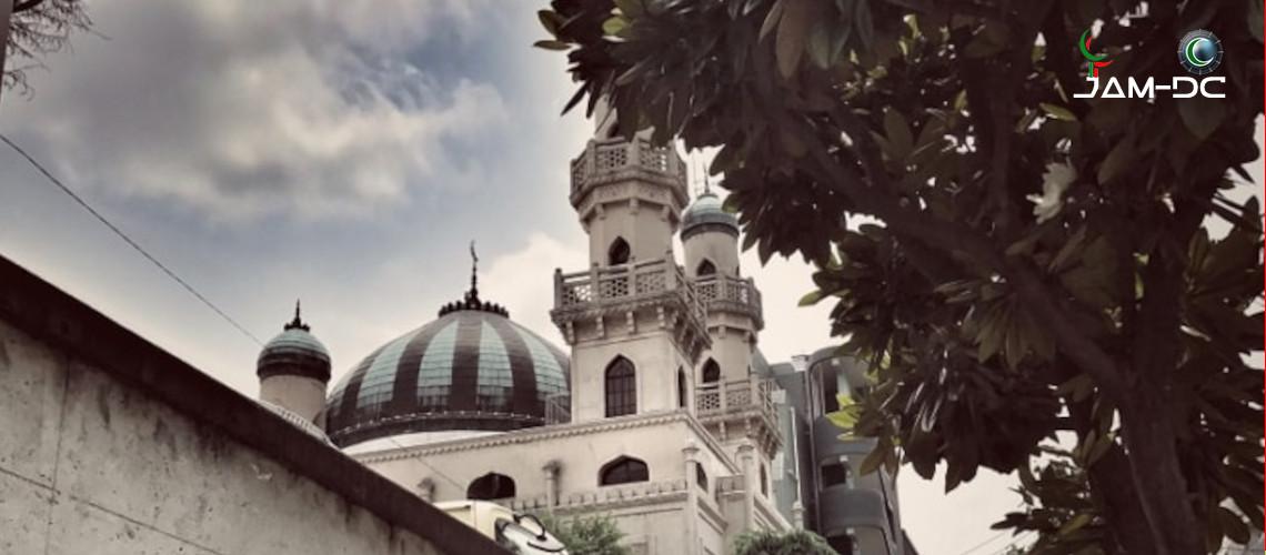 Откройте для себя Мечеть Кобе