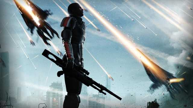 A New MASS EFFECT Game Is Reportedly In Very Early Development At BioWare's Edmonton Office