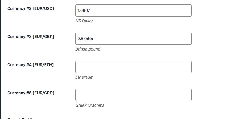 Custom Currency Screenshot