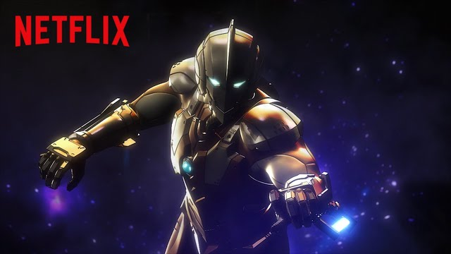 ULTRAMAN Revealed To Be Netflix's Most-Watched Anime Of The Year In Japan