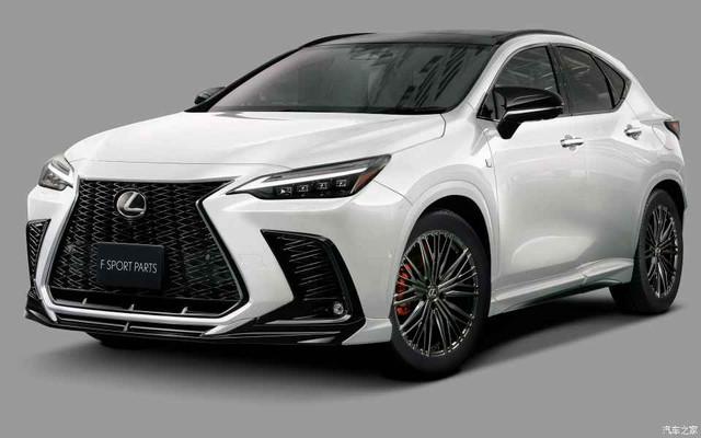 2021 - [Lexus] NX II - Page 3 1-D2265-E1-A5-E0-41-DA-9873-D185-EFEFF633