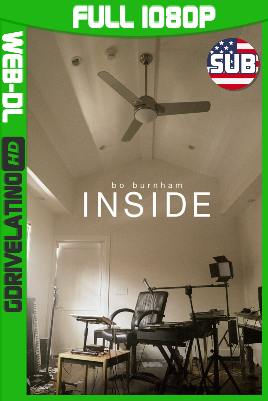 Bo Burnham: Inside (2021) NF WEBDL 1080p Subtitulado MKV