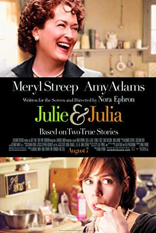 Julie & Julia 2009 Download English 720p