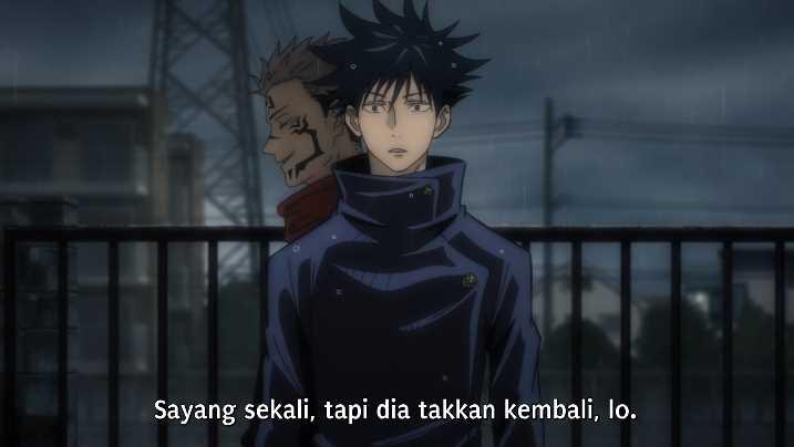 Jujutsu Kaisen Episode 5 Subtitle Indonesia