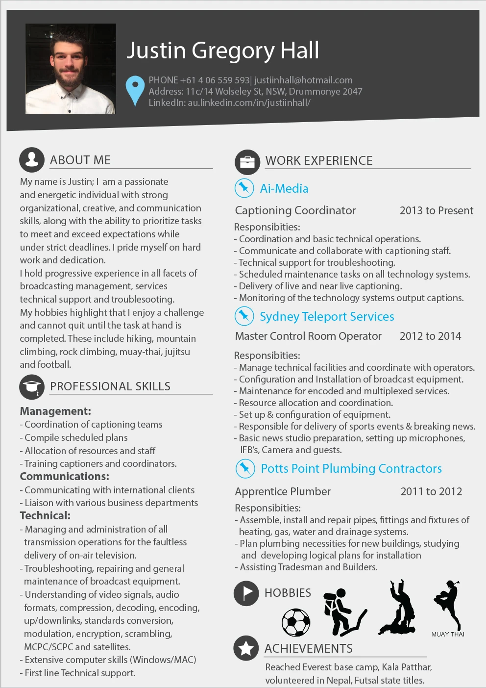 I\'ll rewrite and redesign your resume, CV and cover letter for $10