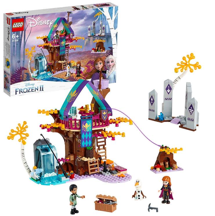 Casa del Árbol Encantada, Frozen 2, Lego