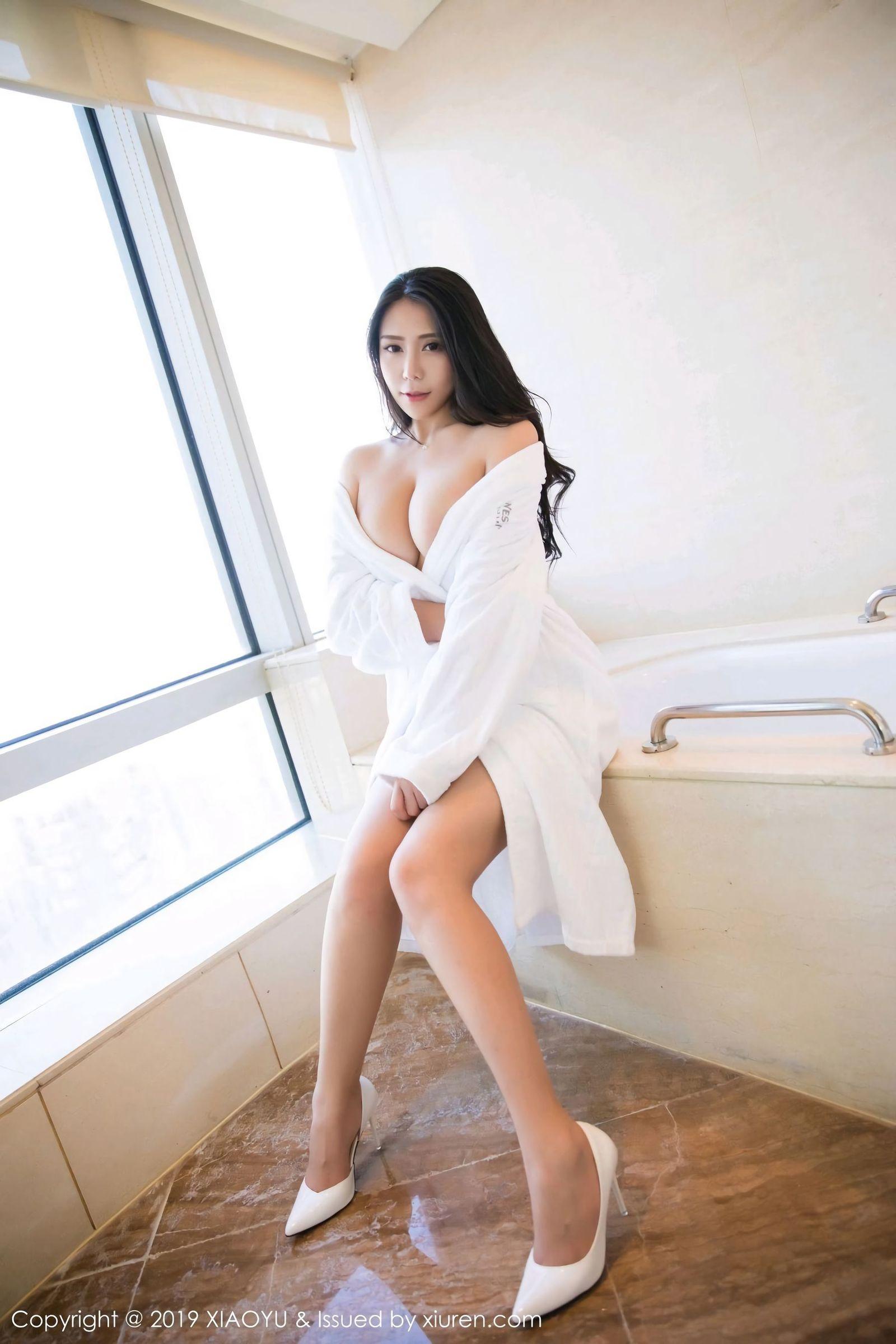 [XIAOYU语画界] Vol.136 模特@安可儿最新性感写真