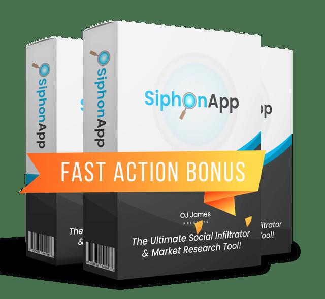 Siphon App Bonus