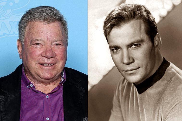 A los 90 años el Capitán Kirk se convertirá en la persona con más edad en viajar al espacio