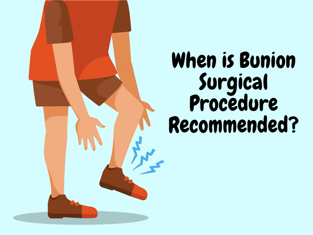 When-is-Bunion-Surgical-Procedure-Recommended
