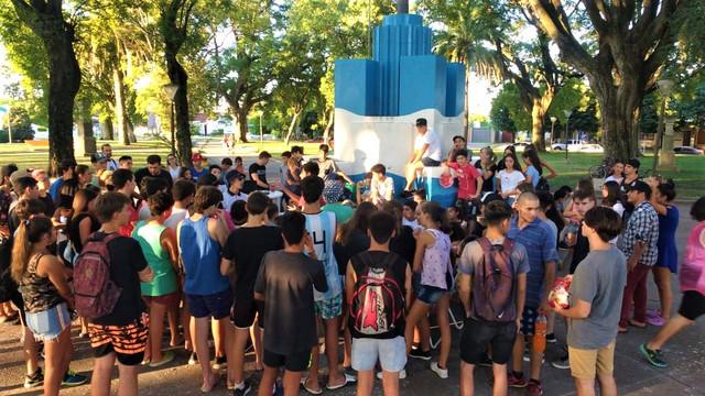 Locales: 2º ENCUENTRO DEL AGORA FREESTYLE