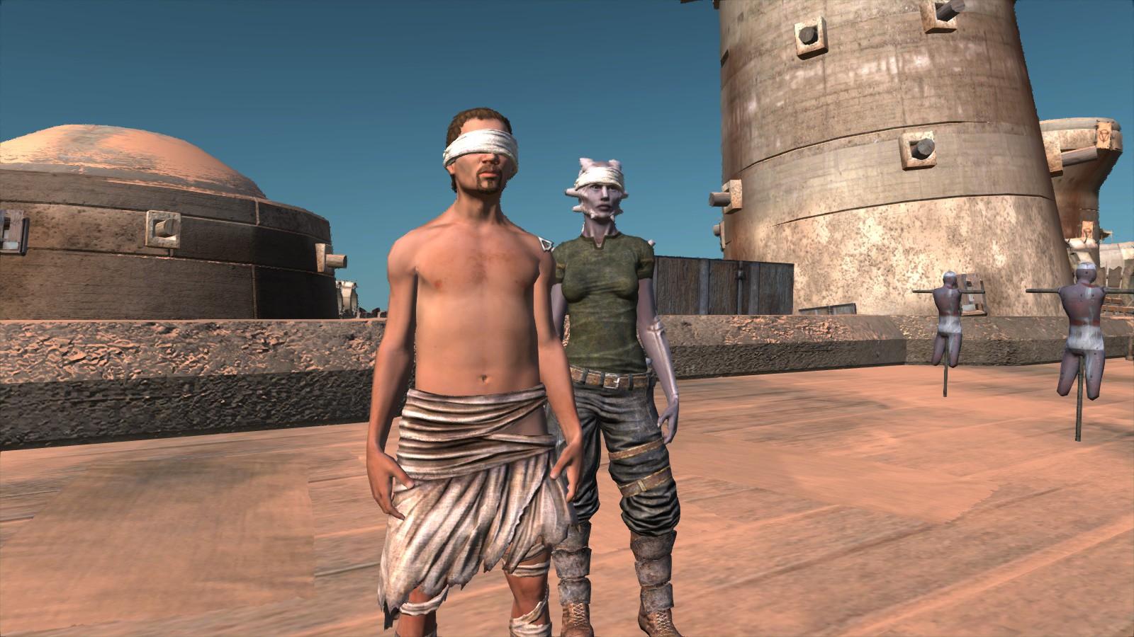 Blindfold & Headband / Повязки на глаза и на голову