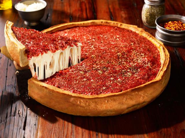 пицца Чикаго рецепт приготовления