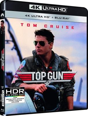 Top Gun (1986) Blu-ray 2160p UHD HDR10 HEVC DD 5.1 iTA/SPA/FRA/GER ENG TrueHD 7.1 ENG