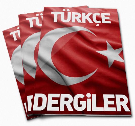 Ağustos 2019 Türkçe Dergi Paketi (PDF)