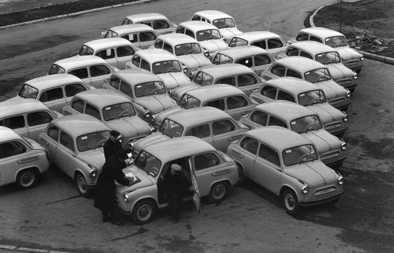 жизнь советской эпохи в фотографиях 45