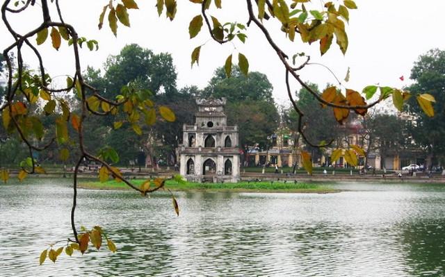 Hoankiem lake - Hanoi