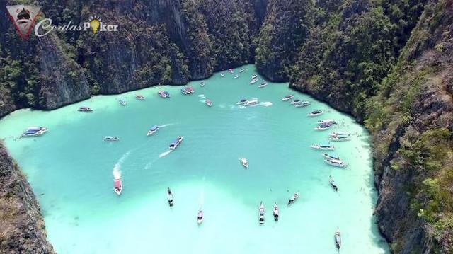 5 Lokasi Untuk Menyelam Terbaik di Negara Thailand