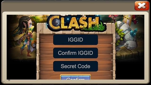 Dapatkan Secret Code Castle Clash Terbaru Disini Tempatnya!
