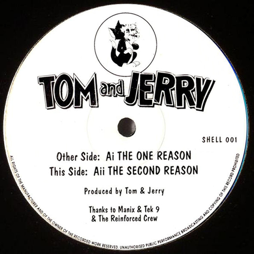 Tom And Jerry - The One Reason 1992