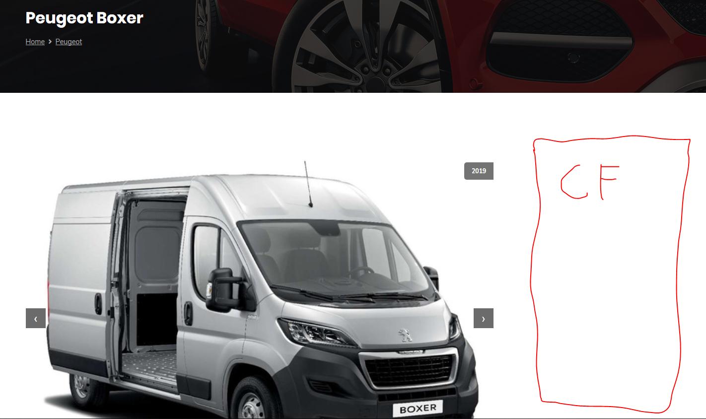 Car Page