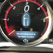 Volvo v60 hybrid ongelmat