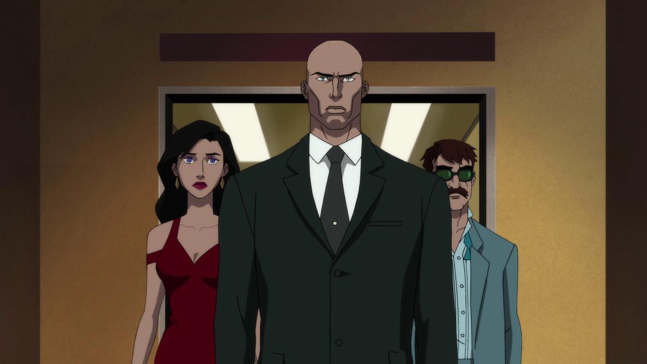 Reign of the Supermen BDRip 720p Latino