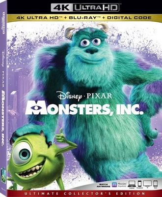 Monsters And Co. (2001) FullHD 1080p HEVC DTS ITA + AC3 ENG