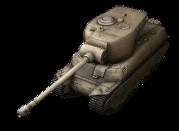 Премиум танк M6A2E1 World of Tanks Blitz