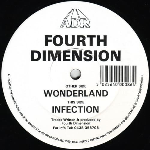 Download Fourth Dimension - Wonderland / Infection mp3
