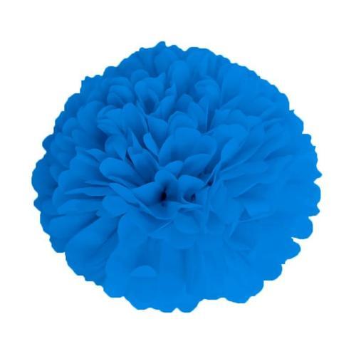 პომპონი ლურჯი დრაჟე 40სმ