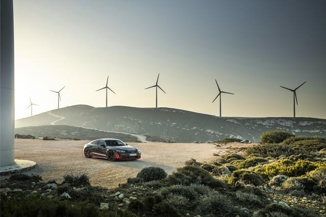 L'Audi e-tron GT entre en production : la production neutre en carbone commence à l'usine de Böllinger Höfe A209029-medium