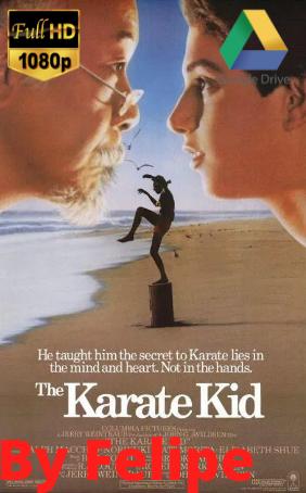 Saga – Colección, Karate Kid 1, 2, 3 y 4 [1080p] [Latino-Ingles] [Google Drive]