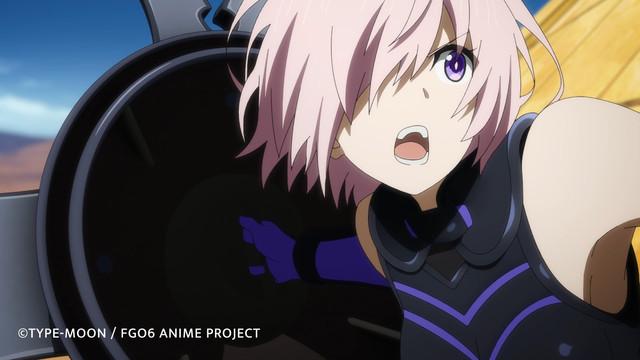 《Fate/Grand Order-神聖圓桌領域卡美洛》後篇全台上映   動畫公司《Production I.G》操刀,演繹寂寥又壯麗的《FGO》世界觀 01