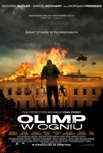 Olimp w ogniu / Olympus Has Fallen (2013) PL.BRRip.XviD-GR4PE | Lektor PL