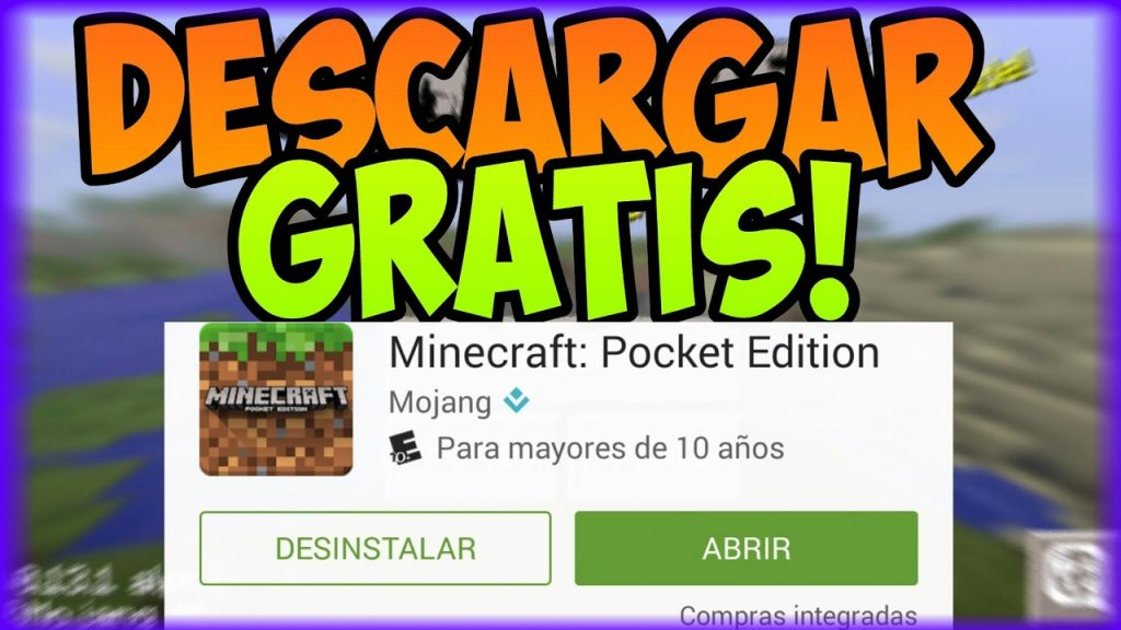 Learn how to install the Minecraft PE game for your Android phone.