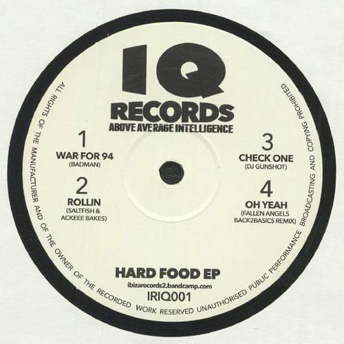 Download VA - Hard Food EP mp3