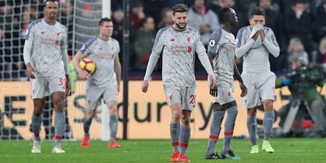 Lini Belakang Liverpool Rapuh