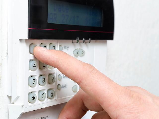 охранная сигнализация в многоквартирных домах